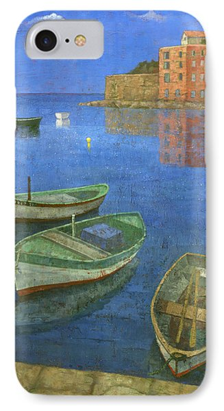 St. Tropez IPhone Case by Steve Mitchell