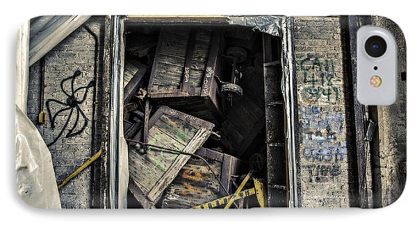 Stacked Phone Case by CJ Schmit