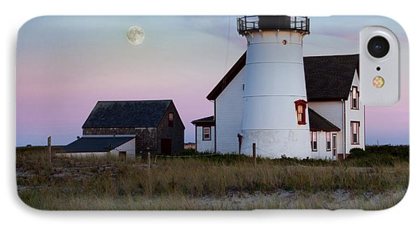 Stage Harbor Light Cape Cod IPhone Case
