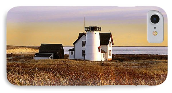 Stage Harbor Lighthouse Chatham IPhone Case