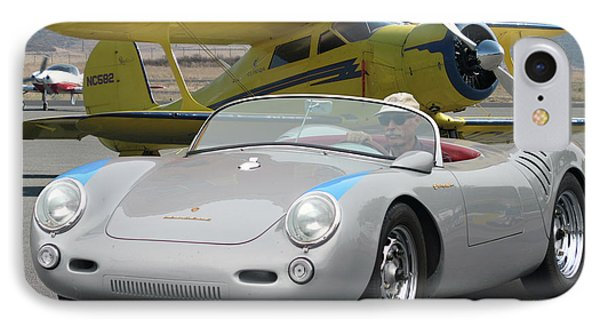 IPhone Case featuring the photograph Staggerwing Spyder by Bill Dutting