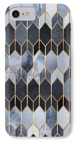 Stained Glass 4 IPhone Case by Elisabeth Fredriksson