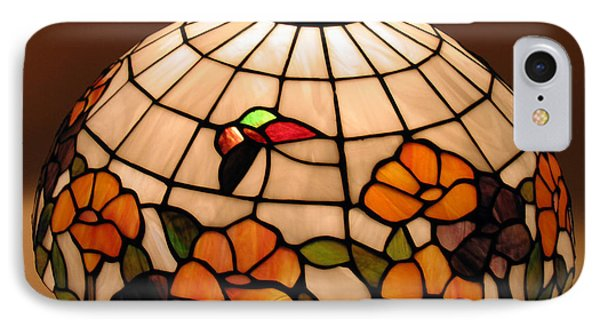 Stained-glass Lampshade Phone Case by Suhas Tavkar