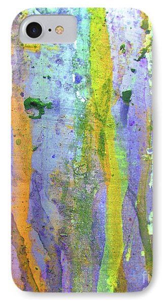Stains Of Paint IPhone Case by Carlos Caetano