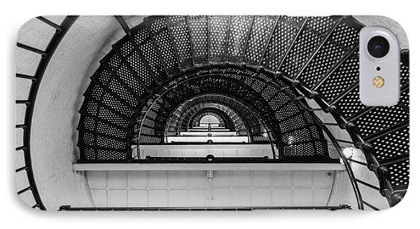 Stair Master IPhone Case by Kristopher Schoenleber