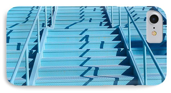 Stairs At Las Vegas, Nevada IPhone Case by Panoramic Images