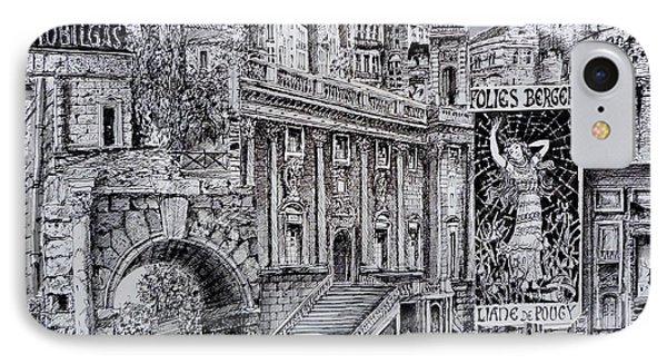 Stairs IPhone Case by Koenraad De Weerdt