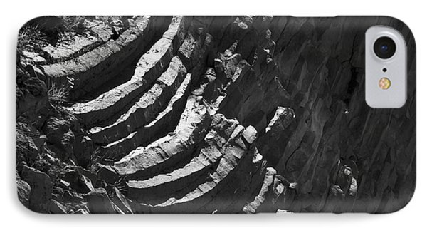 IPhone 7 Case featuring the photograph Stairs Of Time by Yulia Kazansky