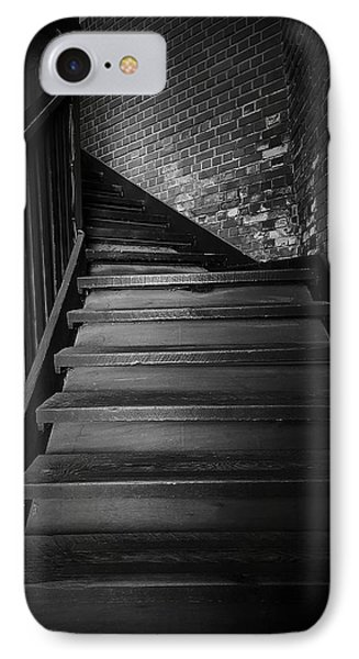 Stairway IPhone Case by Ester  Rogers