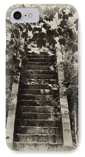 Stairway To Heaven Phone Case by Bill Cannon