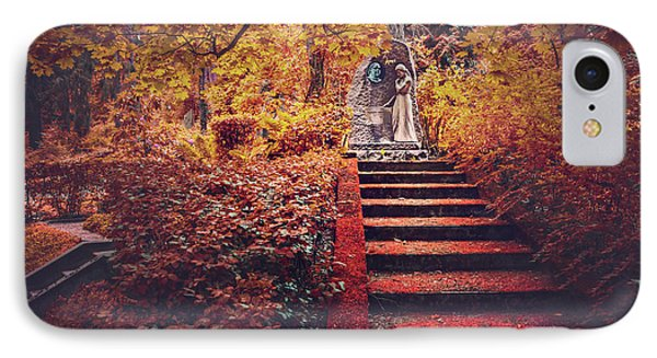 Stairway To Heaven In Riga Latvia  IPhone Case by Carol Japp
