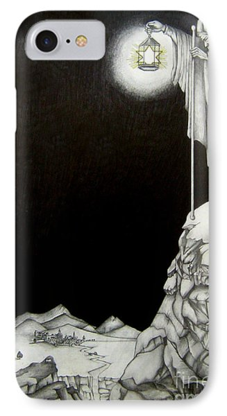 Stairway To Heaven IPhone Case by Patrice Torrillo