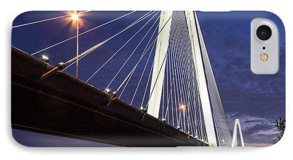 Stan Musial Bridge St Louis IPhone Case