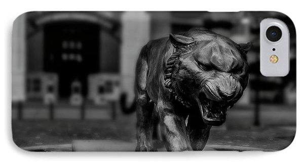 Stand Right Up And Roar IPhone Case by Damien Tullier