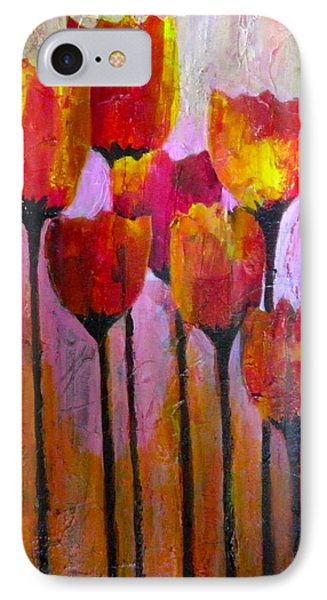 Stand Up And Shine IPhone Case by Terry Honstead