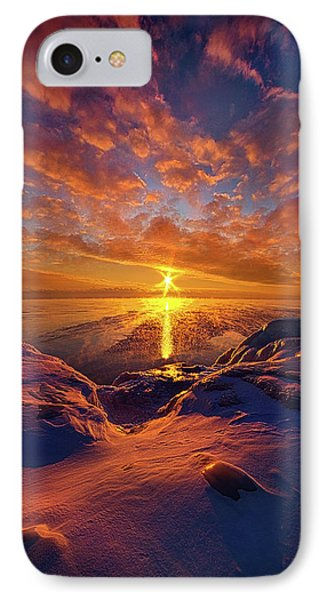 IPhone Case featuring the photograph Standing Stilled by Phil Koch