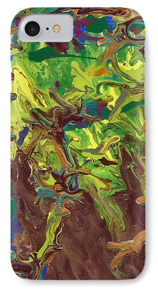 Standing Strong Against The Wind IPhone Case by Lori Kingston