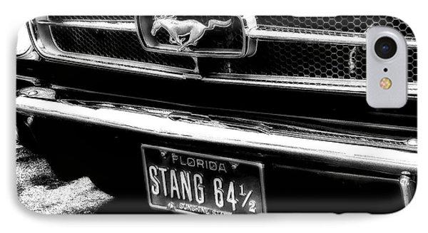 Stang Phone Case by Kenneth Krolikowski
