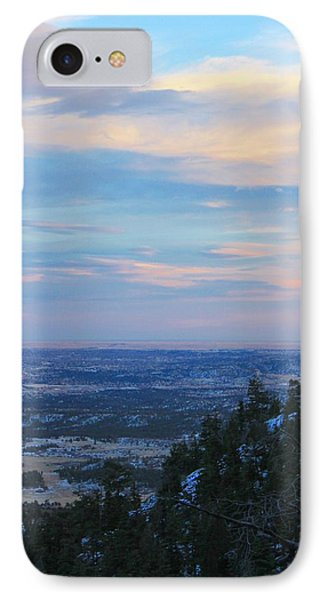 Stanley Canyon Hike IPhone Case by Christin Brodie