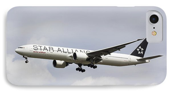Star Alliance Boeing 777 IPhone Case