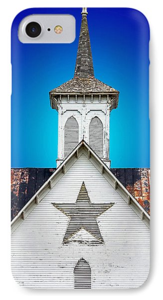 Star Barn 2 IPhone Case by Brian Stevens
