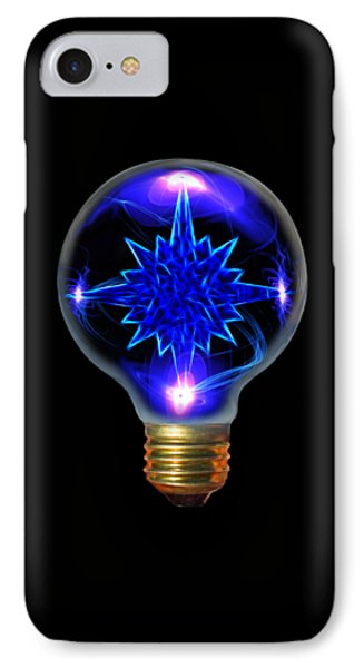 Star Bright IPhone Case by Shane Bechler