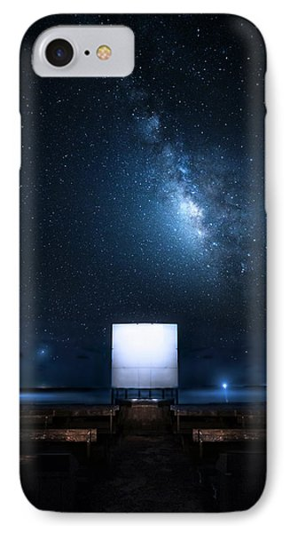 IPhone Case featuring the photograph Star Cathedral by Mark Andrew Thomas