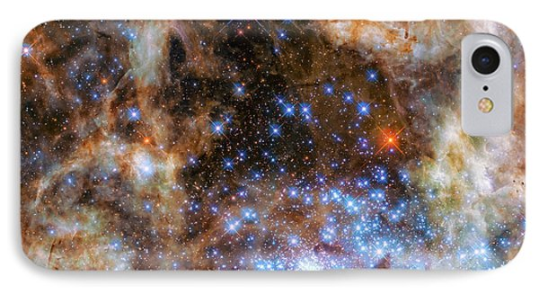 Star Cluster R136 IPhone Case by Marco Oliveira