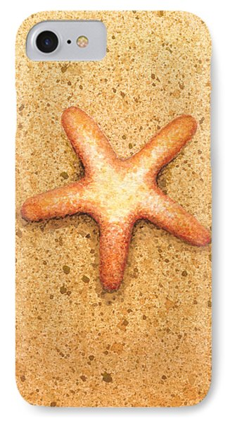 Star Fish Phone Case by Katherine Young-Beck
