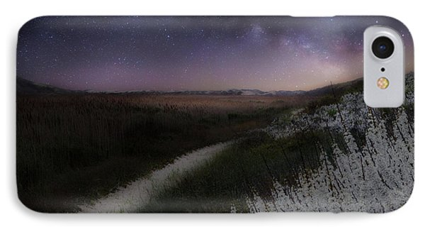 IPhone Case featuring the photograph Star Flowers by Bill Wakeley