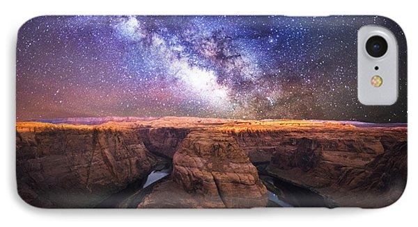 Star Gazer IPhone Case by Brad Scott