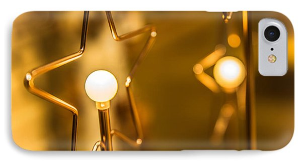 IPhone Case featuring the photograph Star by Lora Lee Chapman