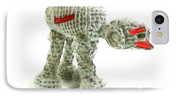 Star Wars Combat Crochet Armoured Vehicle IPhone Case