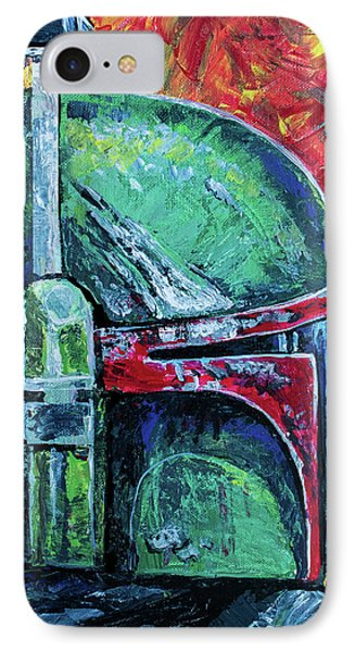 IPhone Case featuring the painting Star Wars Helmet Series - Boba Fett by Aaron Spong