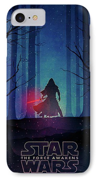 Star Wars - The Force Awakens IPhone Case