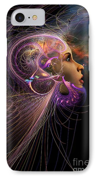 Starborn IPhone Case by John Edwards