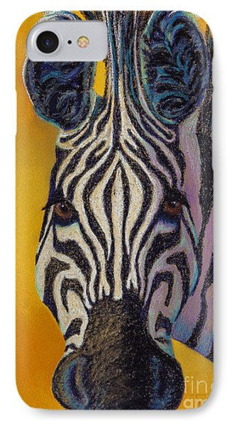 Stare Down Phone Case by Tracy L Teeter
