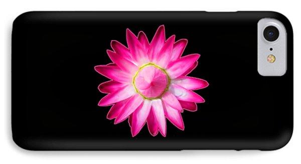 Starflower Opening  Mandala IPhone Case