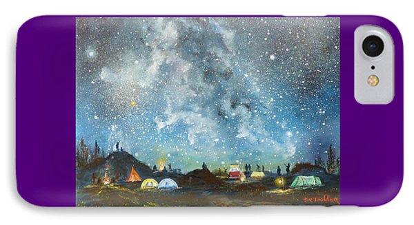 Stargazing IPhone Case by Joe Trodden