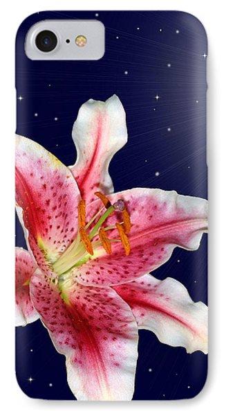 Stargazing Phone Case by Kristin Elmquist