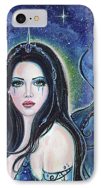 Starla Cosmic Fairy IPhone Case by Renee Lavoie