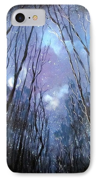 Starlight IPhone Case by Barbara O'Toole