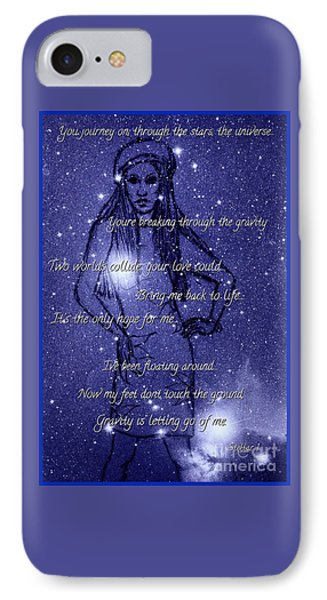 Starlight Of Space And Time 3 IPhone Case