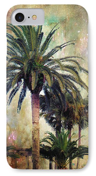 Tree iPhone 7 Case - Starry Evening In St. Augustine by Jan Amiss Photography