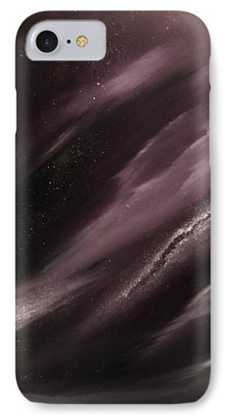 Starry Night 3 IPhone Case by Scott Wilmot