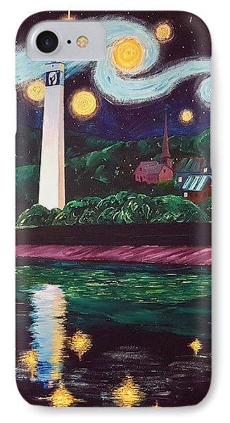 Starry Night With Little Joe IPhone Case