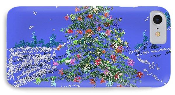Starry, Starry Night IPhone Case by Carol Berning