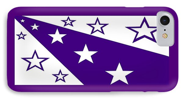'stars 21' Or 'purple Stars' IPhone Case
