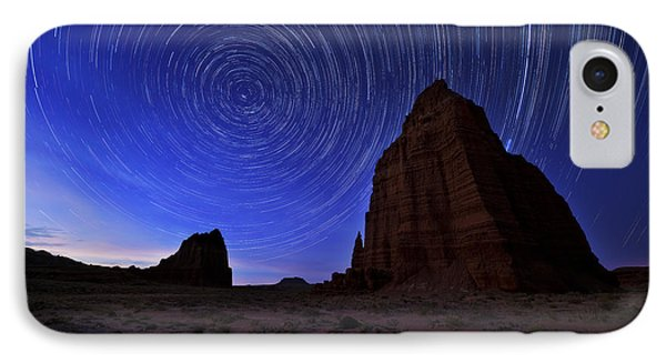 Stars Above The Moon Phone Case by Chad Dutson