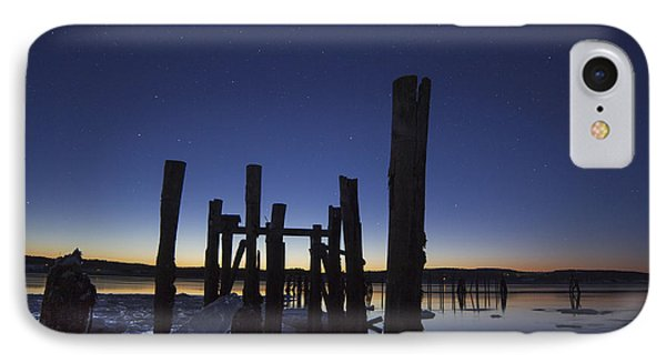 Stars At Sandy Point Sunrise  IPhone Case